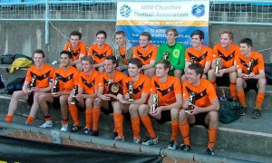 NSWCFA South Division Champions 2013